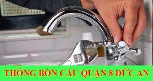 Thợ sửa bồn rửa chén bát Quận 8 tại nhà giá rẻ 0903737957