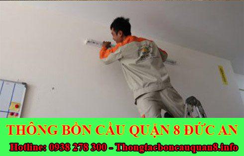 Thợ sửa chữa điện nước Quận 8 giá rẻ tại nhà 0938278300