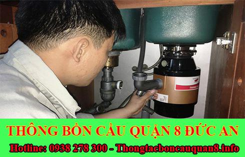 Thông Tắc Nghẹt Bồn Rửa Chén Bát Bồn Rửa Mặt Lavabo Quận 8.